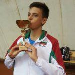 Симеон Терзиев завърши трети на държавното първенство за юноши