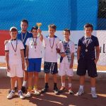 """ТК """"Диана"""" вицешампион на отборно до 12 г."""