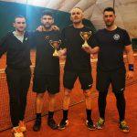 Милен Германов и Краси Алексиев са кралете и на коледния двойков турнир