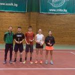 Вики Лазарова игра финал на турнир в Добрич