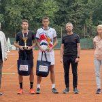 Симеон Терзиев спечели държавното първенство oще в дебюта си!